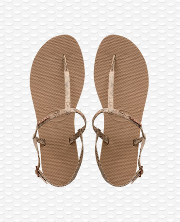 Havaianas You Riviera Croco - Rose Gold - Flip Flops - Women