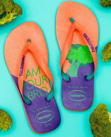 Havaianas Top Cool - Orange Cyber - Flip Flops - Women