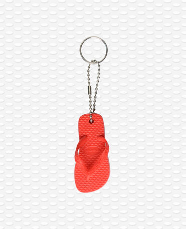 Havaianas Keyring - Schlüsselanhänger flip flop form - Erdbeere