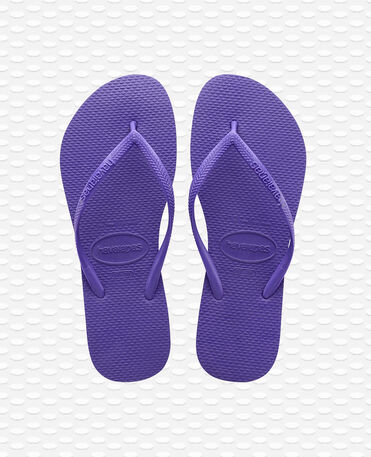 Havaianas Slim - Purple - Flip Flops - Women