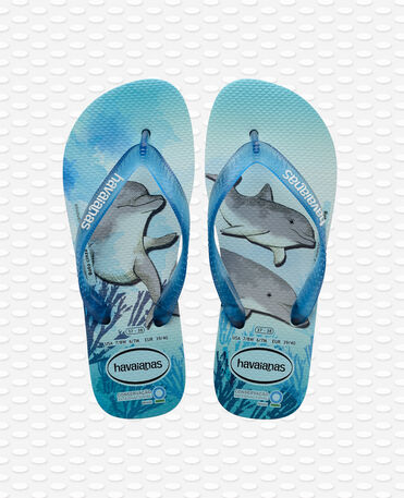Havaianas Conservation - Tongs - Glace bleue