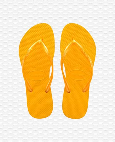 Havaianas Slim - Banana Yellow - Flip Flop - Women