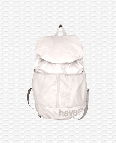 Havaianas Backpack - White Backpack