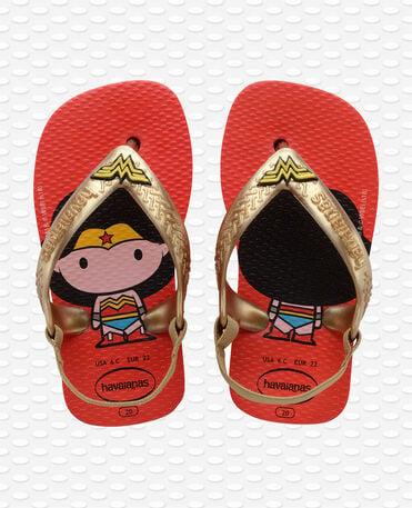 Havaianas Baby Herois - Tongs - Fraise - Enfants