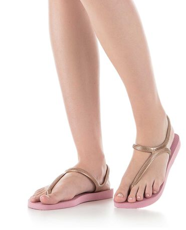 Havaianas Flash Urban - Rose Nude - Flip Flops - Women