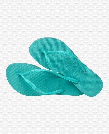 Havaianas Slim - Lake Green - Flip Flops - Women