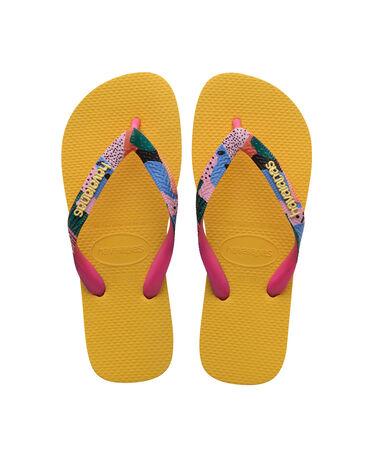 Havaianas Top Verano - flip-flops - GOLD YELLOW - mujer