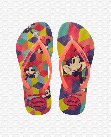 Havaianas Kids Disney Cool - Neon yellow - Flip flops - Kids
