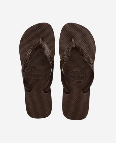 Havaianas Top - flip-flops - DARK BROWN - unisex