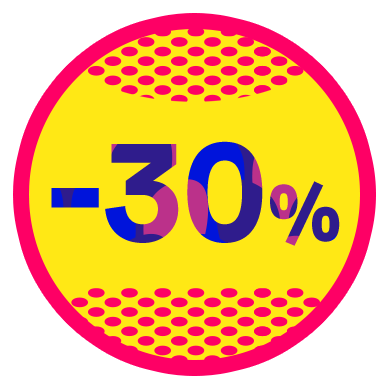 30% outlet 2021