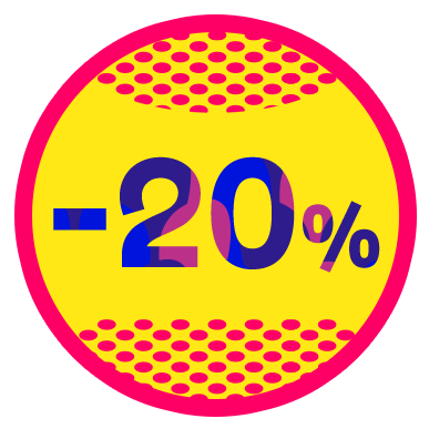 20% outlet 2021