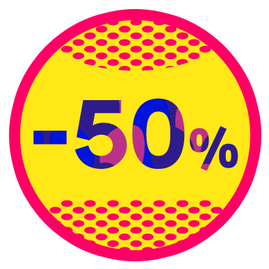 50% outlet 2021