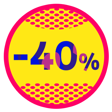 40% outlet 2021